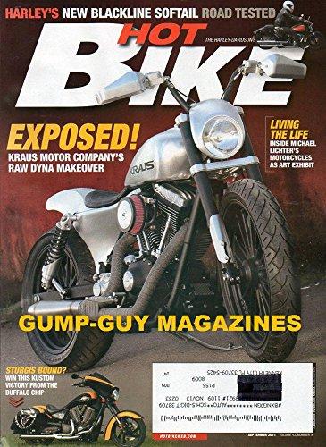 Harley Davidson Blackline - 8
