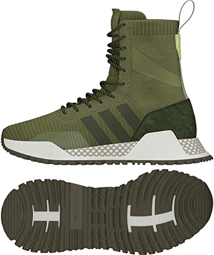 adidas Men's F1.3 Pk Slouch Boots, Green (CaraceCarnoc