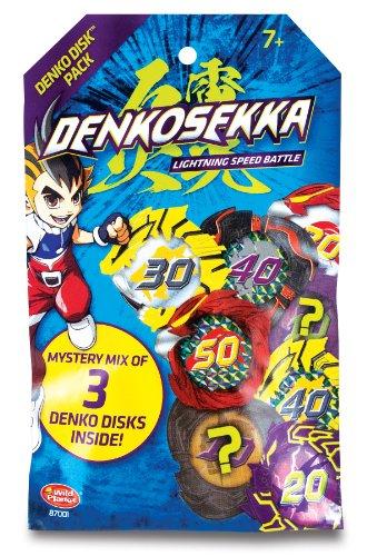 Denko Sekka Power Disk Pack