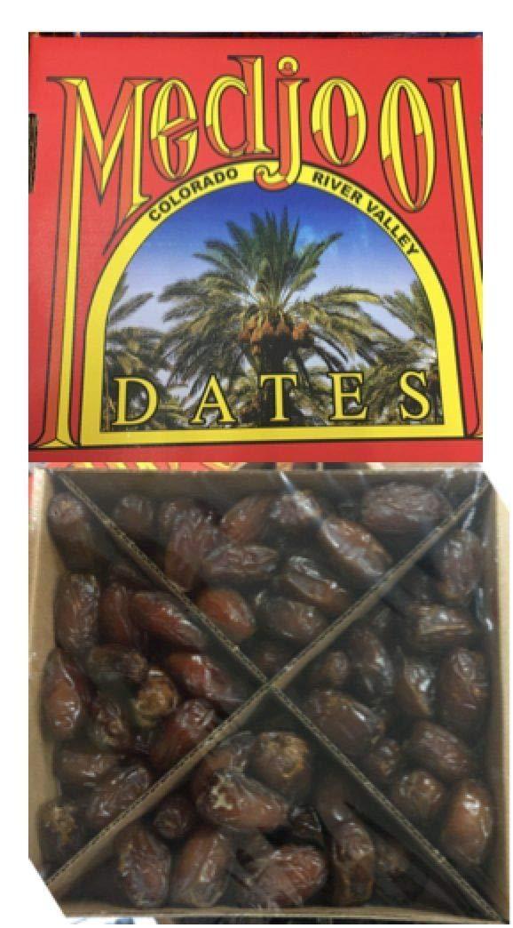 Fresh Medjool Dates (5 lb Box)