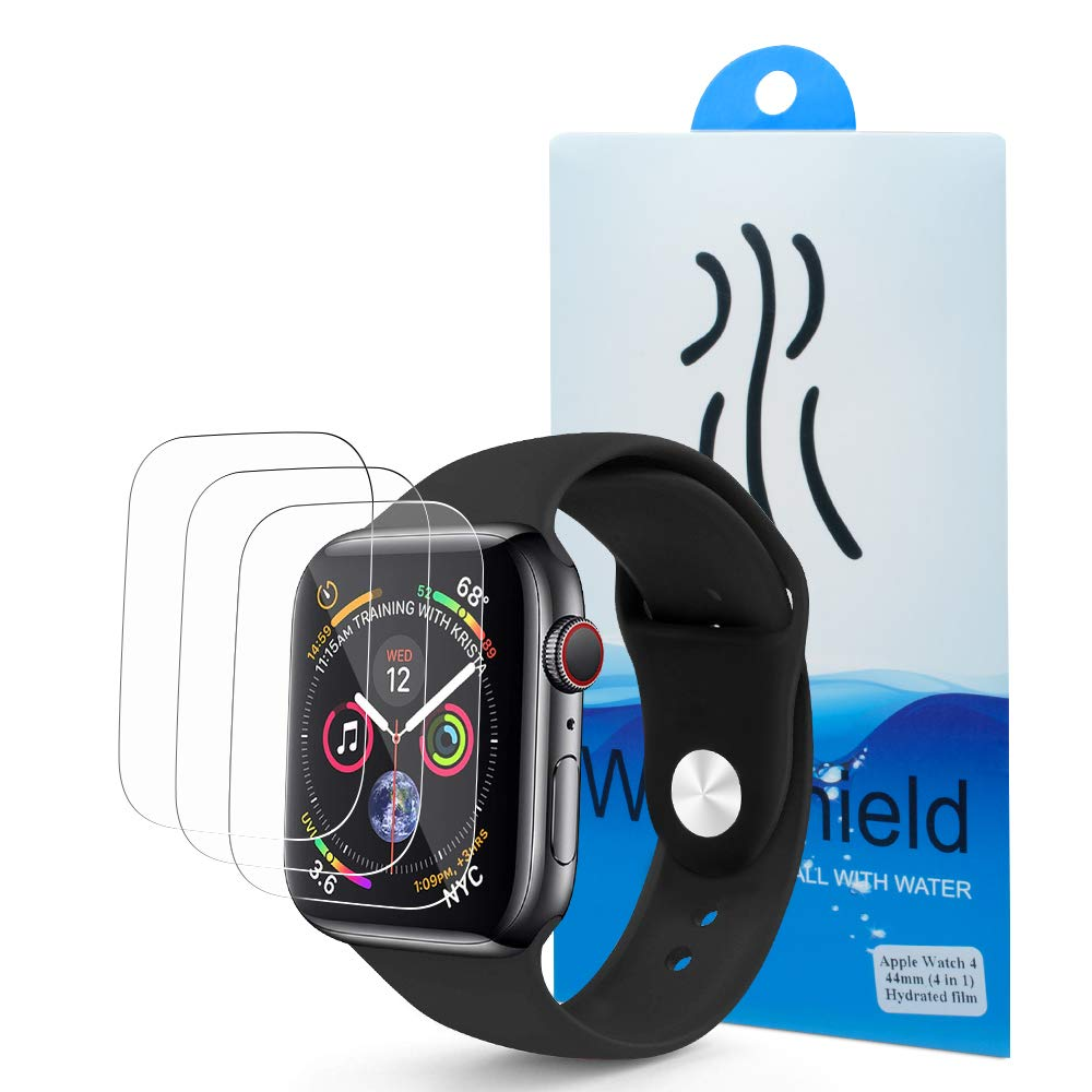 Vidrio Protector para Apple Watch 38mm x4 TOP4CUS -7MPWXPNG