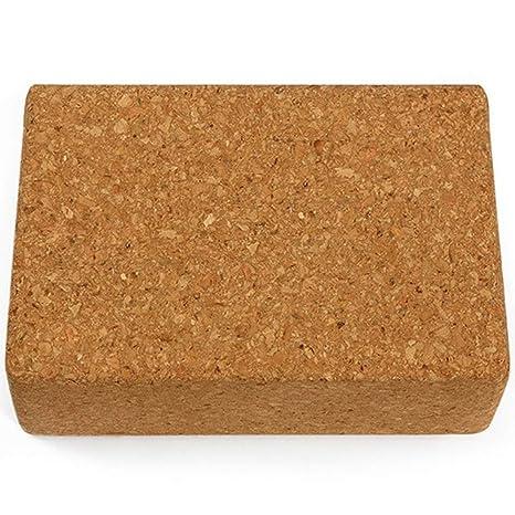 Amazon.com : ZXYWW Yoga Block Cork, Ecologically ...