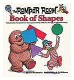 Romper Room Book of Shapes, Dina Anastasio, 0385183151