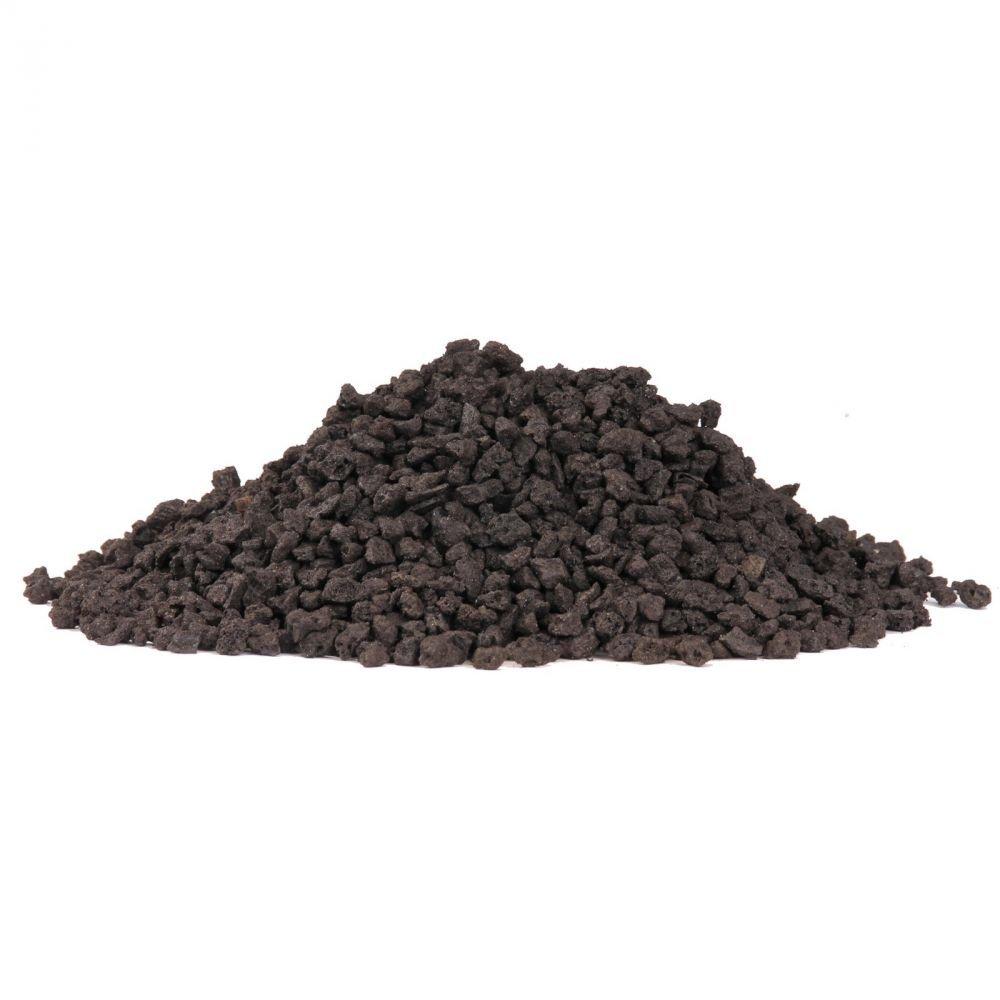 Bonsai-Earth Black Lava, Black lava, 4-8 mm, 10 Liter 62121 Bonsai-Shopping