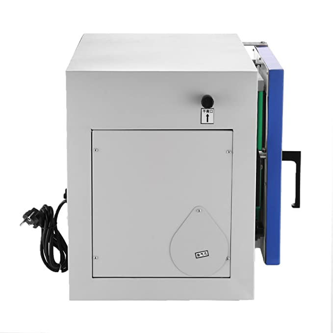 buoqua Horno de essiccazione vacío 0.9 Cu ft 23L essiccazione Horno con pantalla digital armario de horno de secado rapidamento: Amazon.es: Hogar