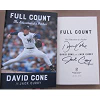 $59 » David Cone signed Book Full Count Mets Yankees 1st Print Cy Young