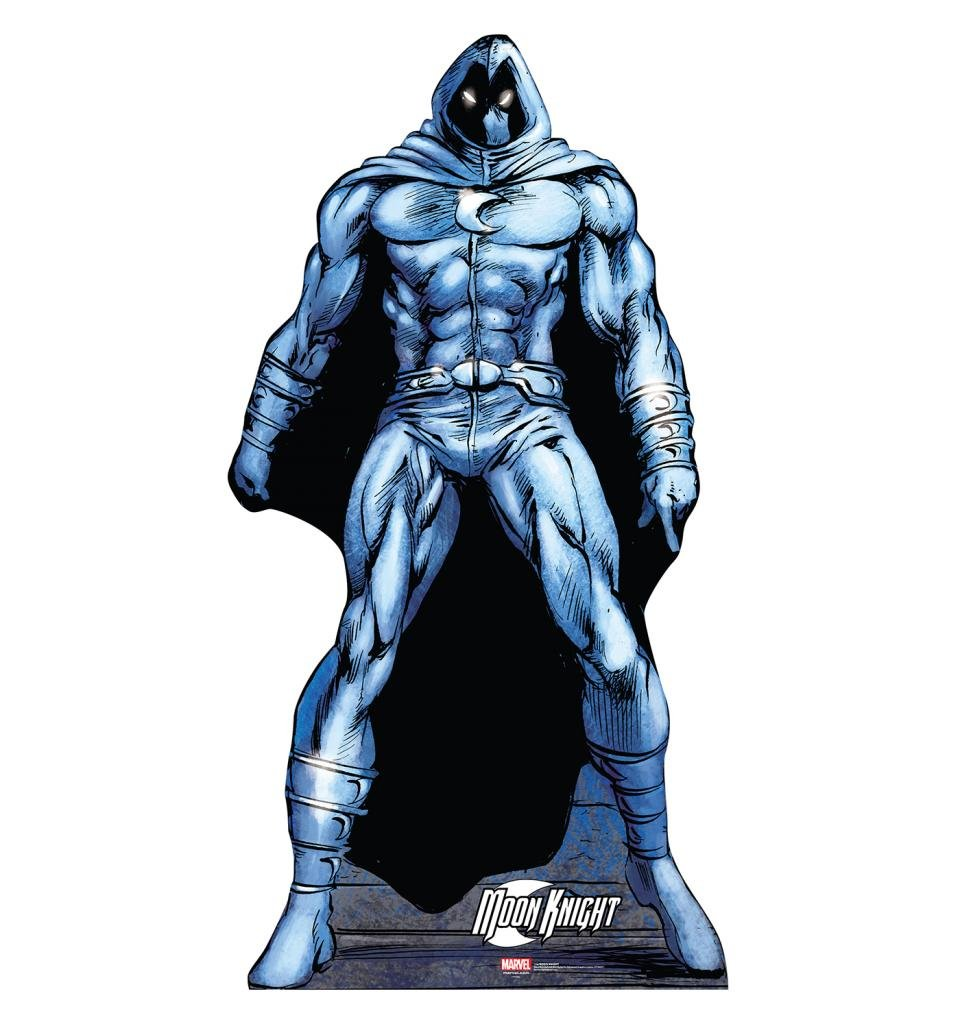 Moon Knight - Marvel Extreme - Advanced Graphics Life Size Cardboard Standup