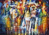 Going Shopping is a Limited Edition print from the Edition of 400. The artwork is a hand-embellished, signed and numbered Giclee on Unstretched Canvas by Leonid Afremov. Embellishment on each of these pieces will be slightly different, but the image ...