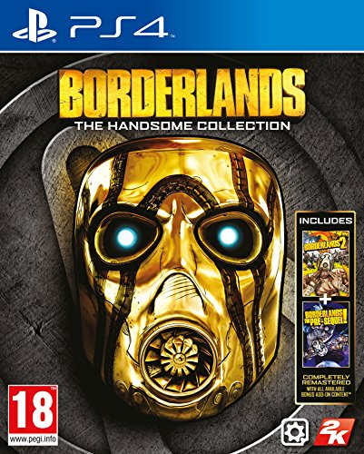 61SrSDUPRnL - Borderlands: The Handsome Collection - Playstation 4