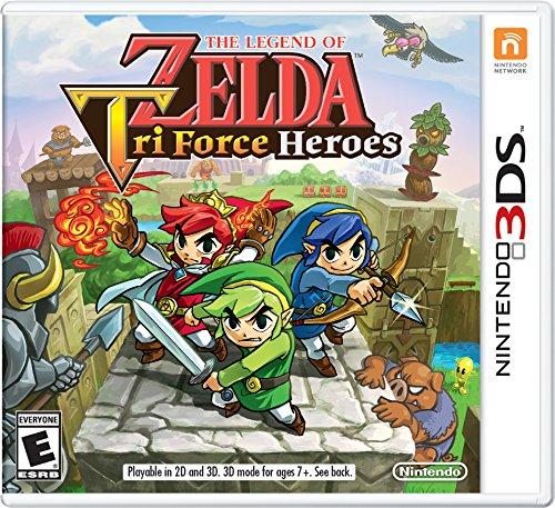 The Legend of Zelda: TriForce Heroes - - Outlet Mall Stores Florida