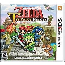 The Legend of Zelda Tri Force Heroes - Nintendo 3DS - Standard Edition