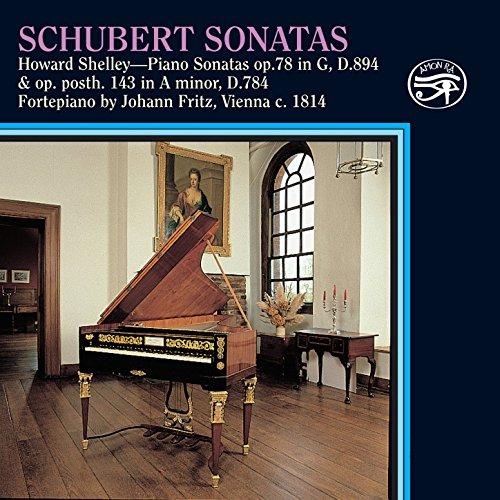 Viennese Sonatas - Schubert: Sonatas on Fritz Viennese Fortepiano