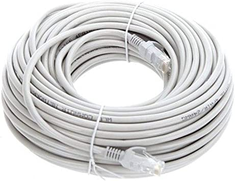 25FT UTP RJ45 CAT6 550MHz High Speed Ethernet Internet LAN Network Patch Cable