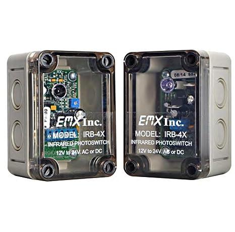 Amazon.com: EMX irb-4 X infrarrojos photoeye Sensor de ...