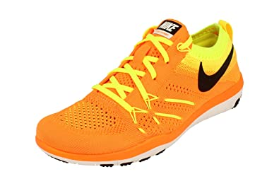 e0f7aefa1a846 Image Unavailable. Image not available for. Color  Nike Womens Free TR  Focus Flyknit Running Trainers 844817 Sneakers Shoes ...