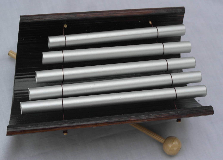 Xylophone indon/ésien 5 notes Gamelan