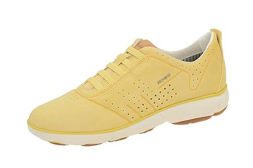 Geox D621ED 000ZRC2004 - Mocasines de Piel para Mujer: Amazon.es: Zapatos y complementos