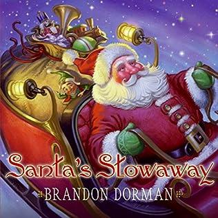 book cover of Santa\'s Stowaway