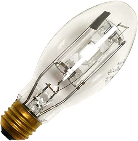 Replacement for Metal Halide Mh250//u//ll Light Bulb 2 Pack