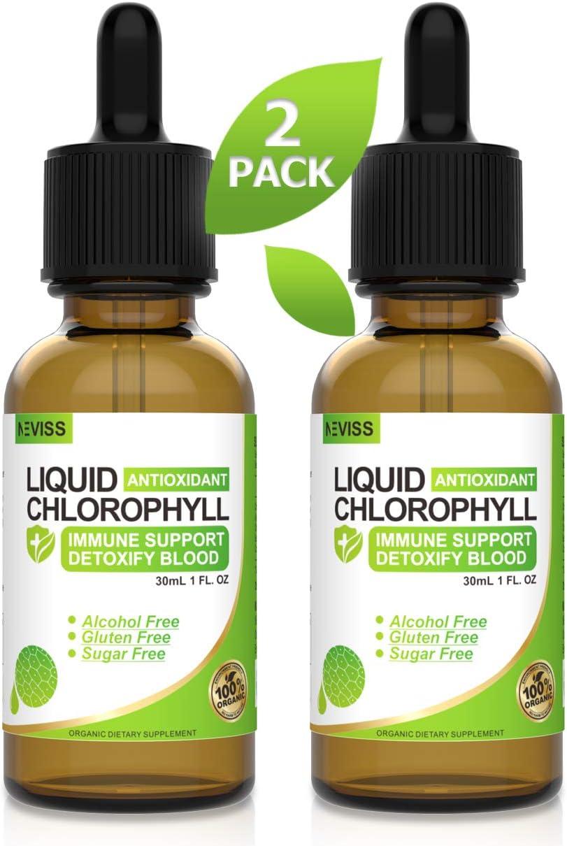 2 Pack Chlorophyll Liquid Drop