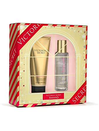 85d3cf7338886 Victoria's Secret Heavenly Gift Set 2 pc Mist & Lotion
