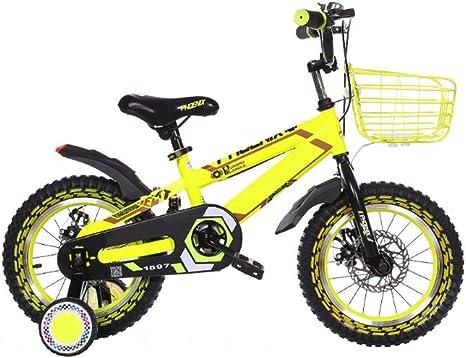 Bicicleta para niños 2-4-6 años Bicicleta de niño y niña, Bicicleta ...