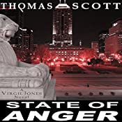 State of Anger: A Virgil Jones Mystery | Thomas L. Scott