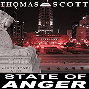 State of Anger: A Virgil Jones Mystery Audiobook