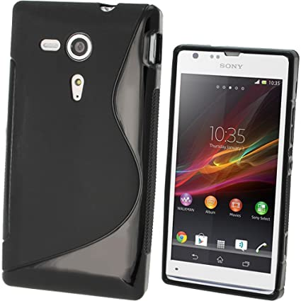 online store fd545 ecbd3 Back Cover FOR Sony Xperia SP: Amazon.in: Electronics