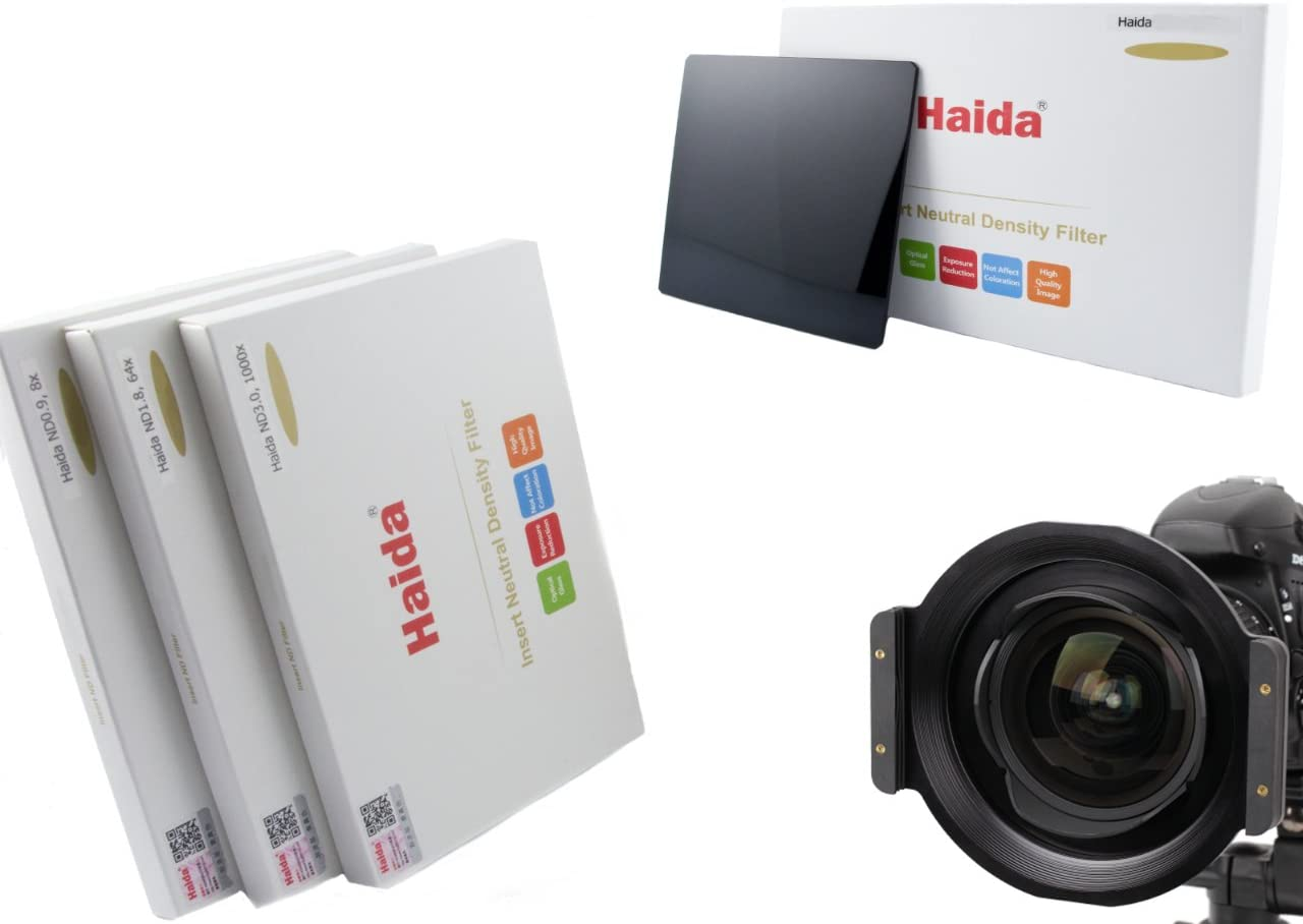 Haida Optical Neutral 3er Graufilter Set Für Tamron Sp 15 30mm F2 8 Di Vc Usd