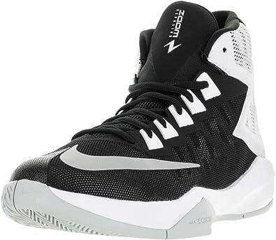 virar Suelto Semicírculo  Amazon.com | Nike Men's Zoom Devosion Basketball Shoe | Basketball