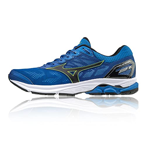 61237c500e473 Mizuno Wave Rider 21 Running Shoes - SS18