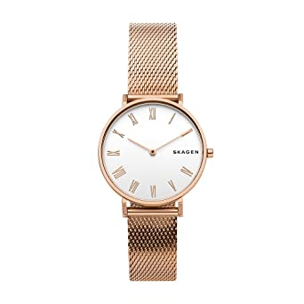 2a9f75295595 Buy Skagen Analog Silver Dial Women's Watch - SKW2714 Online at Low Prices  in India - Amazon.in