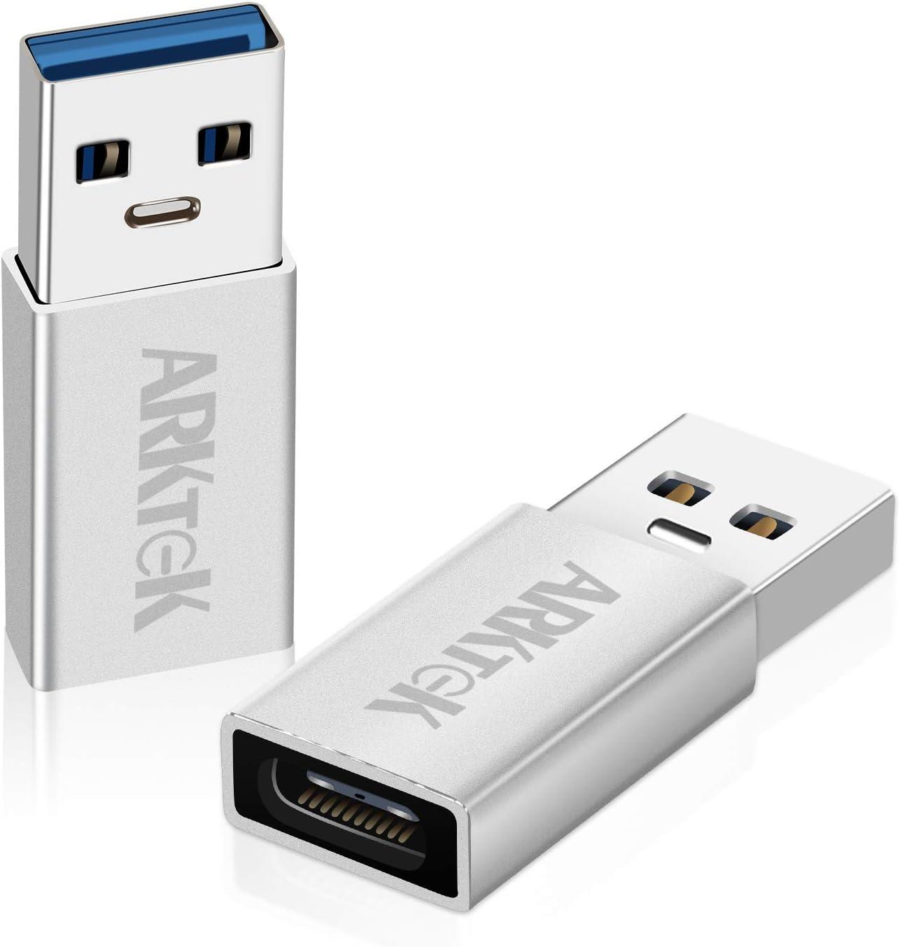 USB 3.0 Type A Socket to USB 3.1 Type C Male Plug Adapter HI