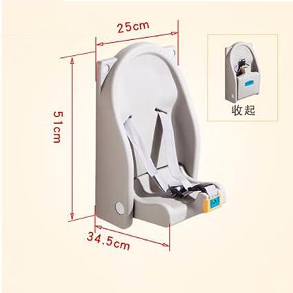 Amazon.com: SJQKA Asiento de baño para bebé, asiento de ...