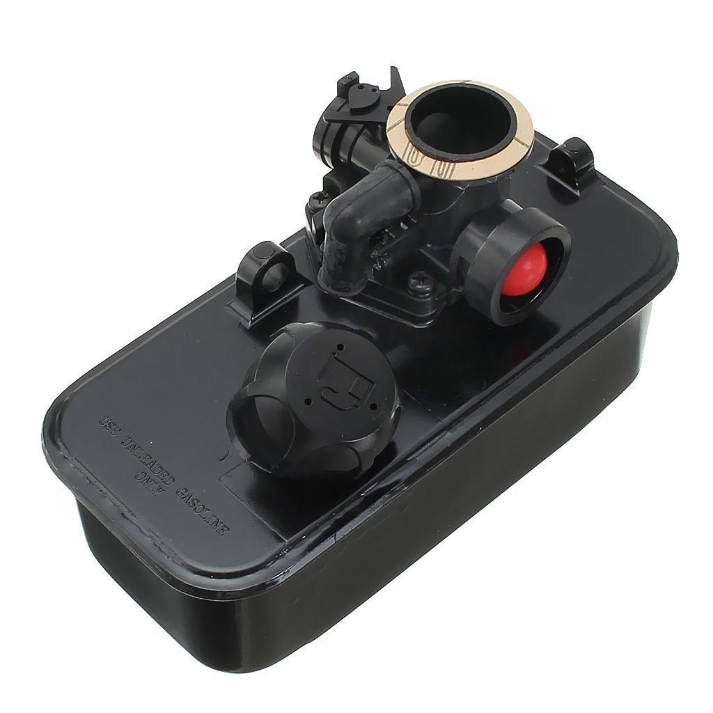 B Blesiya Carburant carburateur carburateur carburateur pour Briggs \u0026 Stratton 499809 494406