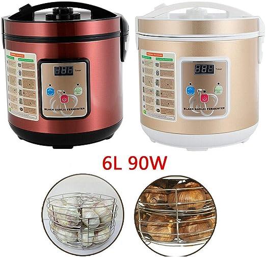 6L 500W Black Garlic Fermenter Home Multifunctional Organic Maker Machine
