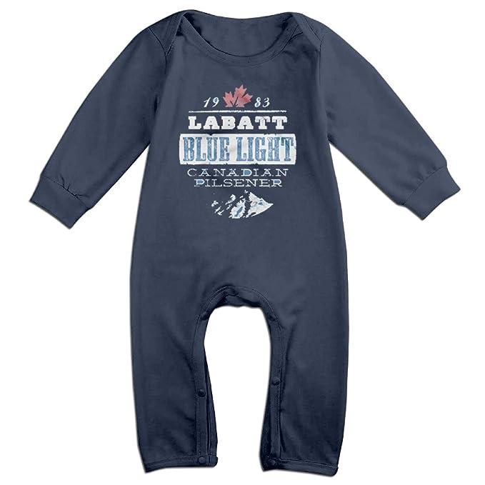 Labatt Blue Light Baby Onesie Romper Jumpsuit Bodysuits  Amazon.ca   Clothing   Accessories 18816c799970