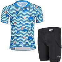 Pantalones cortos de ciclismo para niña