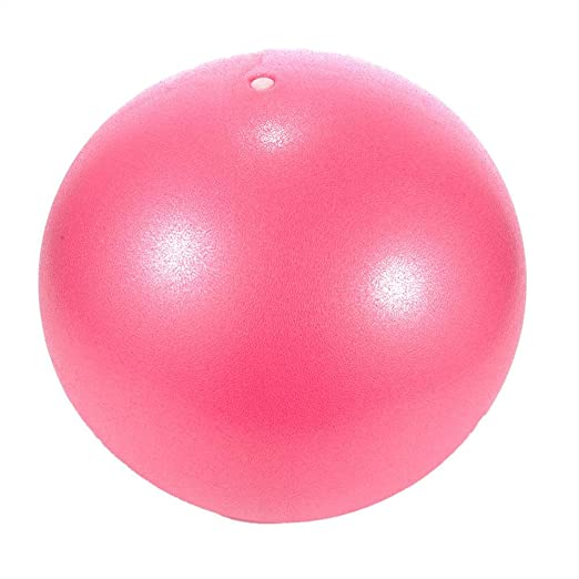 WanNing Soft Pilates Ball, 25 25 27cm Mini Fitness Ball ...