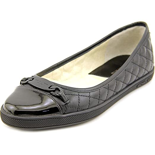 aedb5c5fa9bf Michael Michael Kors Lainey Ballet Flats Black Size 5
