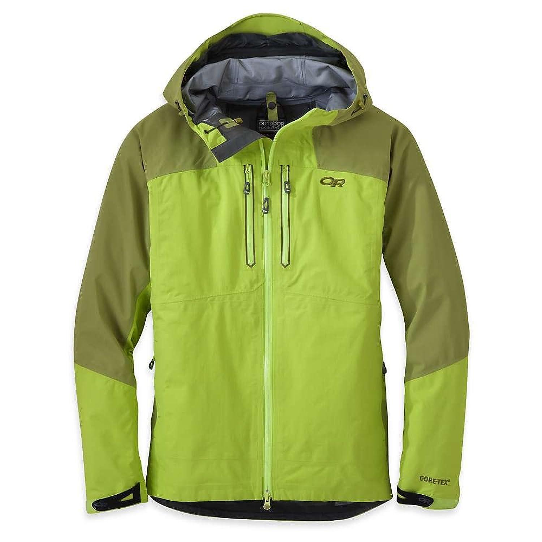 アウトドアリサーチ アウター ジャケットブルゾン Outdoor Research Men's Furio Jacket Lemongrass 25j [並行輸入品] B074N2LG4R