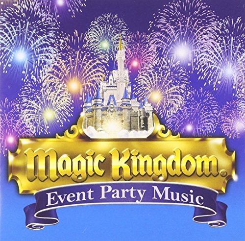 Disney Magic Kingdom Event Party Music CD -
