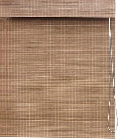 Persiana Enrollable De Bambú Sombra Veneciana, Ventana De Privacidad Persianas De Oscurecimiento Verticales, Índice De Sombreado 70%, Personalizable Persianas enrollables estores (Tamaño : 95x150cm): Amazon.es: Hogar