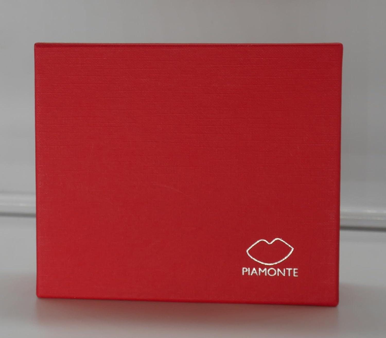 PIAMONTE, 720 cartera azul navy y amarillo con monedero: Amazon.es: Equipaje