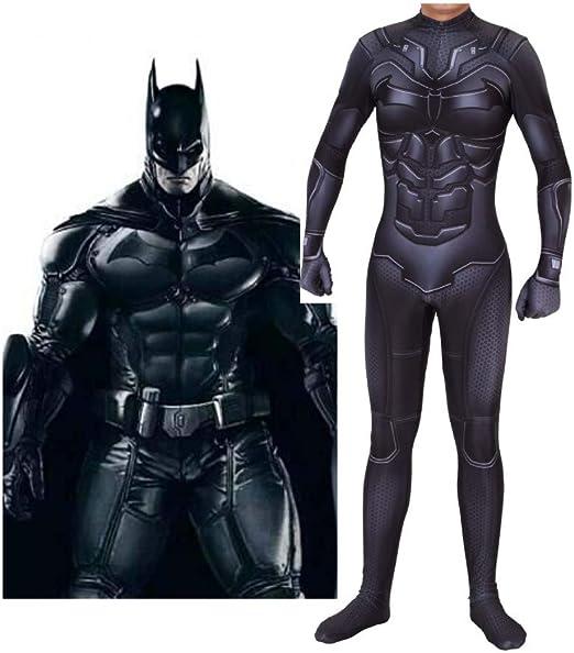 HEROMEN Nueva Versión De Las Medias De Batman Cosplay Trajes De ...