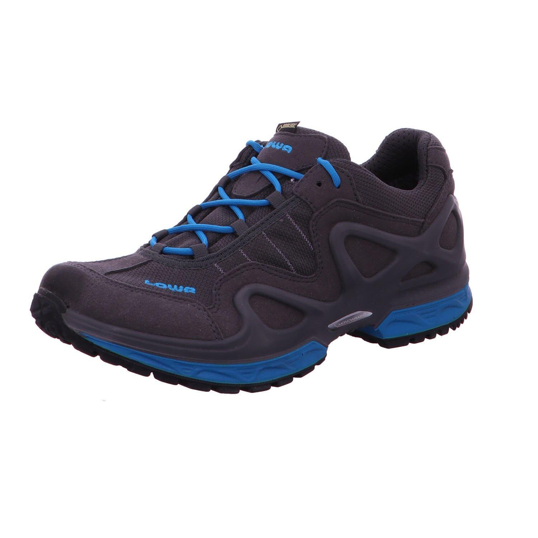 Grigio (Grigio Blu) Lowa Gorgon GTX WS, Stivali da Escursionismo Alti Donna