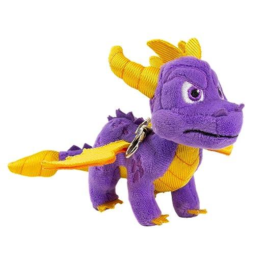 Rubber Road - Llavero Peluche Spyro the Dragon: Amazon.es ...