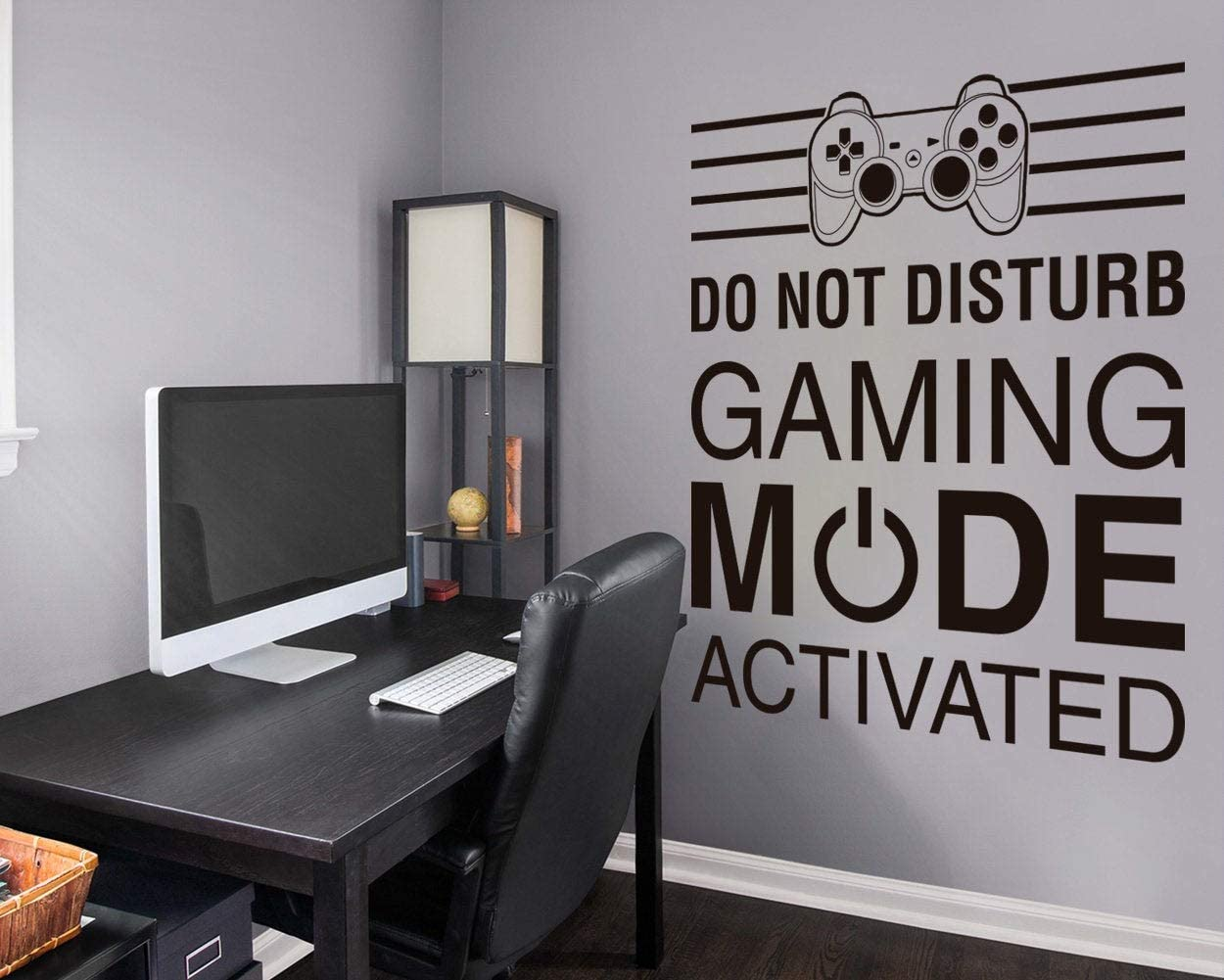 Gamer Wall Decor Gaming Mode Wall Decal Gamer Decor Gaming Room Wall Decor Video Game Door Decal Kids Bedroom Decals Wall Stickers Amazon Co Uk Baby