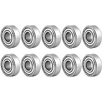Rodamientos de bolas de acero en miniatura, 6
